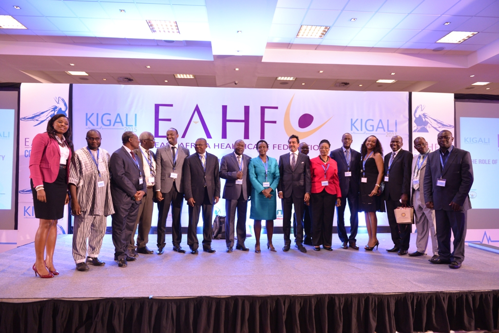 HFN at East Africa Health Summit in London in May 2015