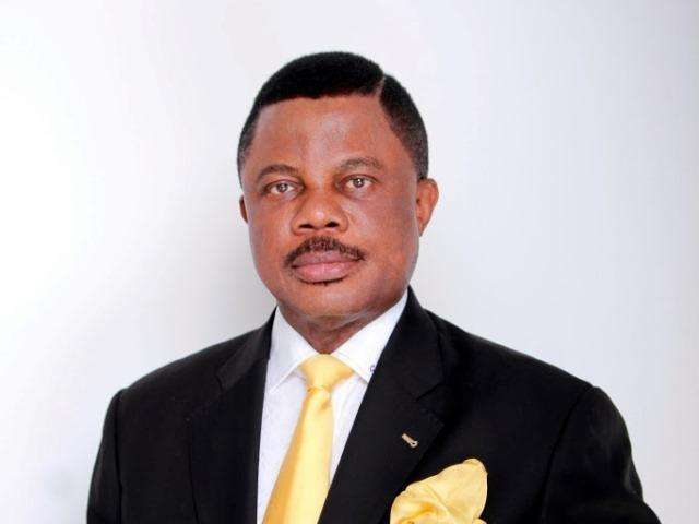 Governor of Anambra state Dr Willie Obiano